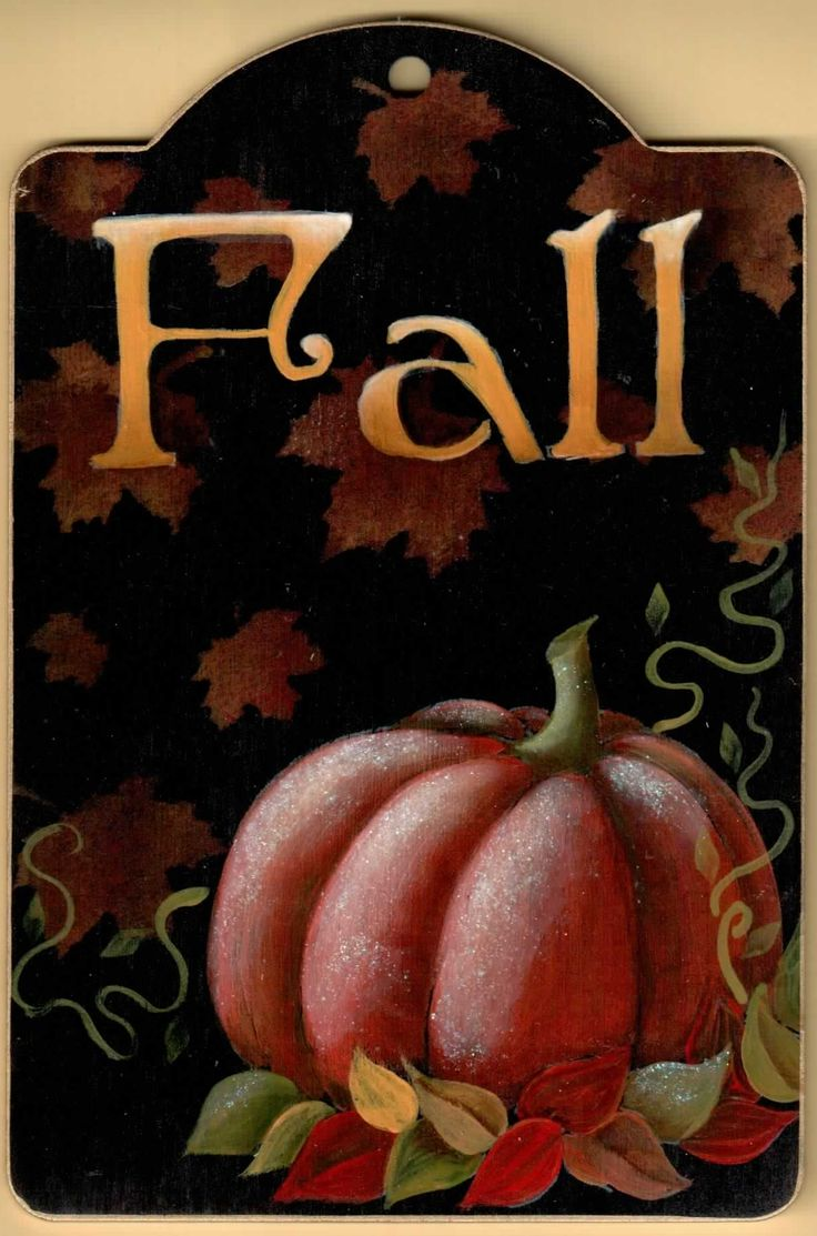 523 Best Fall Tole Painting Ideas And Patterns Pictures