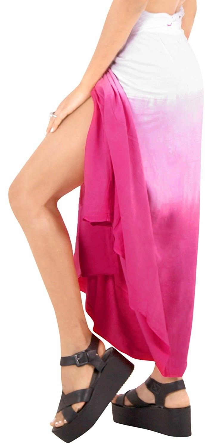 bd624a6d06 Beachwear Bathing Suit Wrap Pareo Cover up Skirt Swimwear Womens ...