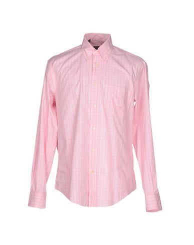 Prezzi e Sconti: #Henry cotton's camicia uomo Viola chiaro  ad Euro 41.00 in #Henry cottons #Uomo camicie camicie