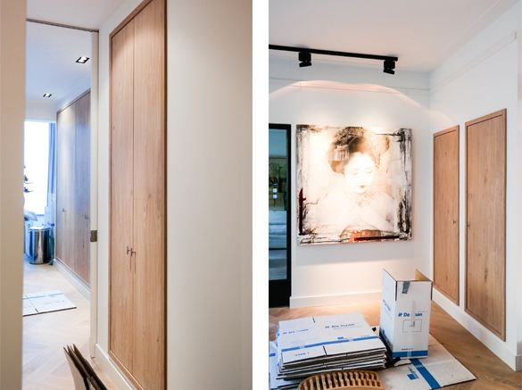 Interieurontwerp door Studio Nest in samenwerking met BNLA architecten. Fotografie Jansje Klazinga.
