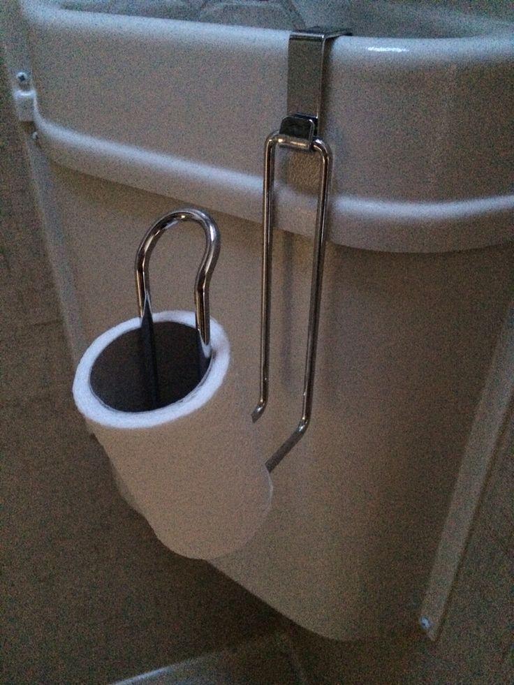 R pod 179 toilet paper holder garage pinterest toilet paper and toilet paper - Beach toilet paper holder ...