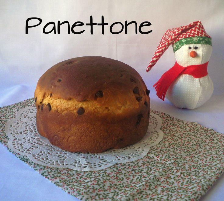 Aurea´s Kitchen: Dulce: Reto Panettone