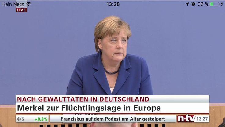 Aktuell läuft die #bundespressekonferenz ... aber die krassen News stehen unten im Ticker ...