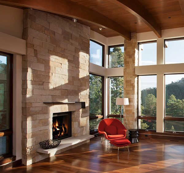 15 Modern Living Room Ideas: 16 Best Images About Rumford Fireplace On Pinterest