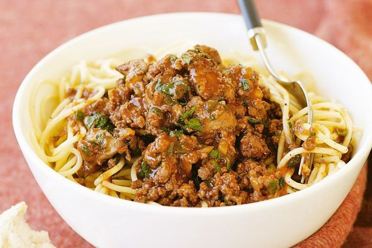 Maggie Beer's bolognese