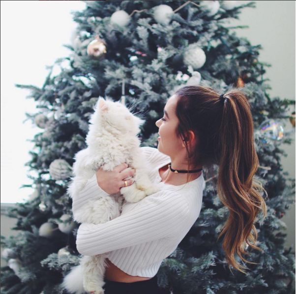 Sierra Furtado I just found her and WoW love her Instagram. Goals check her out instagram.com/... and follow me for more ✌