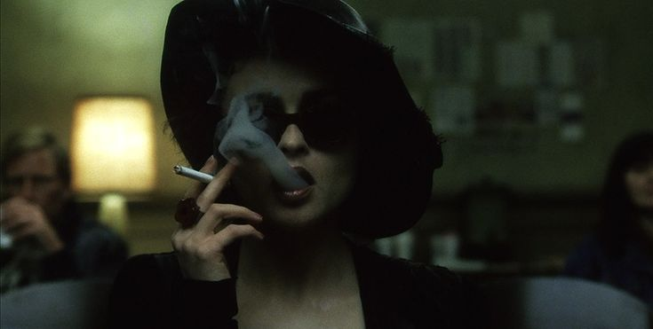 Helena Bonham Carter - Love her so much! In Fight Club - 129 Of The Most Beautiful Shots In Movie History