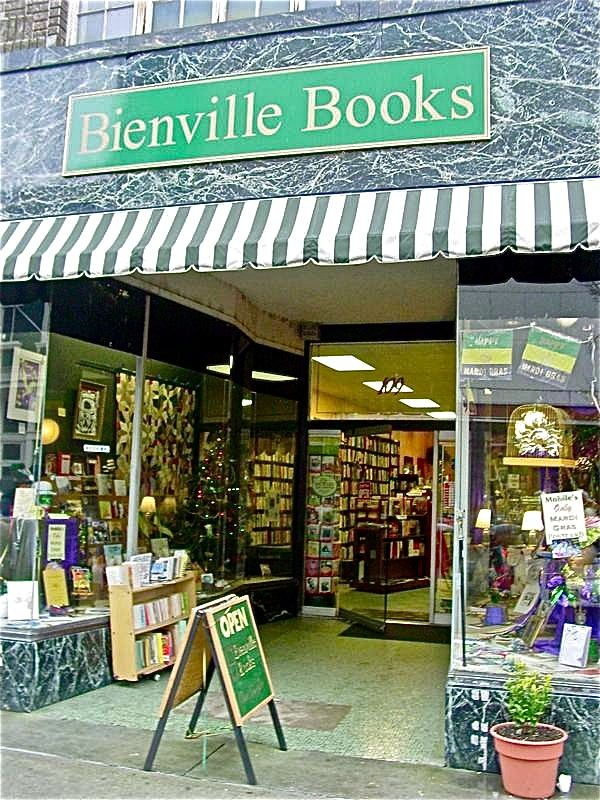 Bienville Books, downtown Mobile's independent bookstore