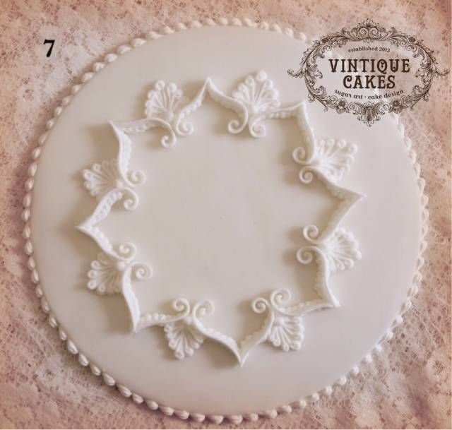 This is my piping tutorial for the Borella inspired romantic cake top design. I have broken it down to a step by step process to make what looks complicated, a little easier to follow and achieve. I hope you find it useful and enjoy learning the...