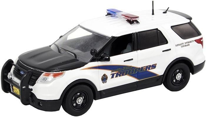 SUVs: First Response - Alaska State Troopers - Ford Suv . 2014 BUY IT NOW ONLY: $22.99