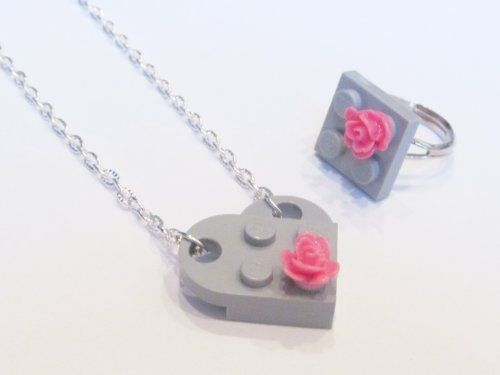 How to Make Lego Jewelry (and where to buy the bricks)
