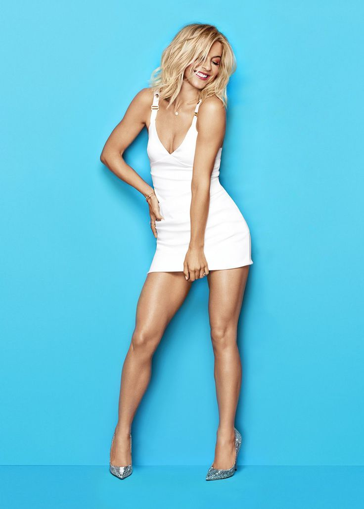 """Julianne Hough for Cosmopolitan: """"I definitely hated that everyone had an opinion about what I was going through"""""""