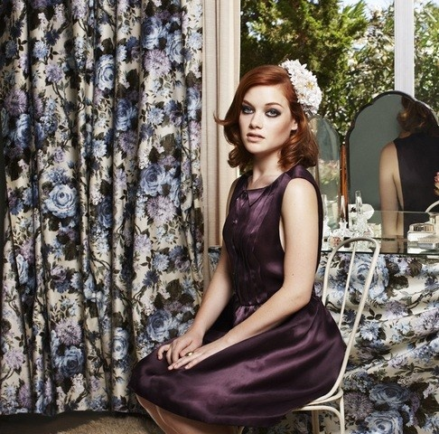 Jane Levy. i love her because she's young and classy. i love her a little extra for being as short as i am.