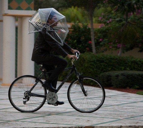 Nubrella - Hands-Free and Wind-Resistant Umbrella - Shop Shizzap - 12