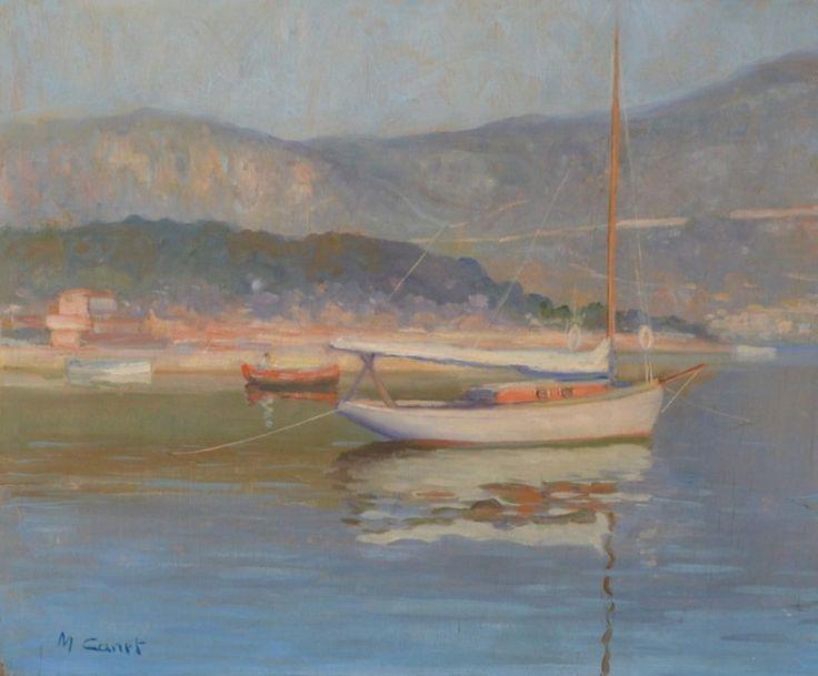 Marcel CANET Voilier vers Alger