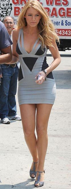 Grey Herve Ledger dress