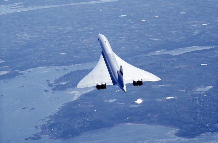 22 novembre 1977 : le Concorde d'Air France se pose à New York-JFK pour la première fois