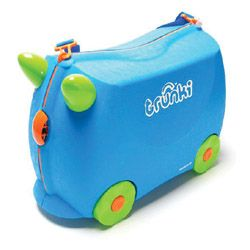 Trunki - great for travelling with kids
