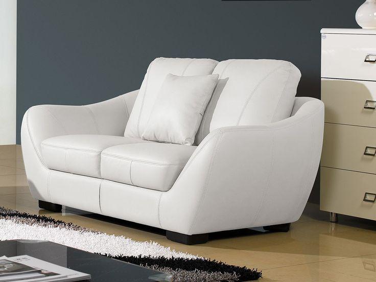 17 meilleures id es propos de canap cuir 2 places sur pinterest oreiller - Petit canape deux places ...