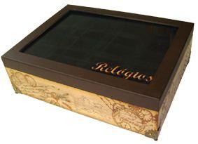 Caixa de Relógios - Marisa Magalhães