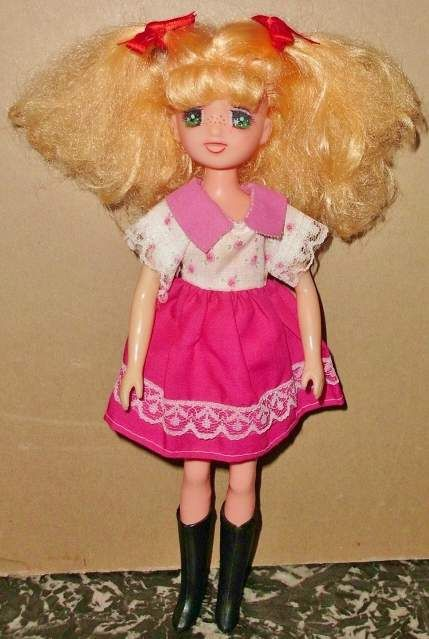 bambola candy candy anni 80 -