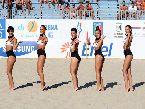 #BeachSoccer - il corpo di ballo del Beach Soccer #LND