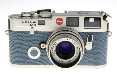 Leica M6 Kit • Platinum Anton Bruckner Edition with 2.8/50mm