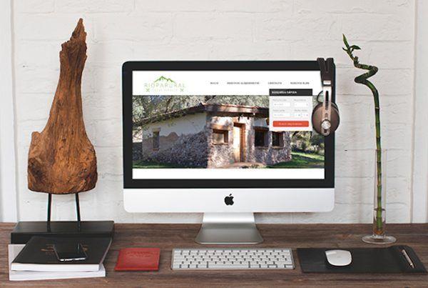 Diseño Web Cabañas Rurales