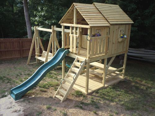 big backyard bayberry playhouse and forts on pinterest play sets