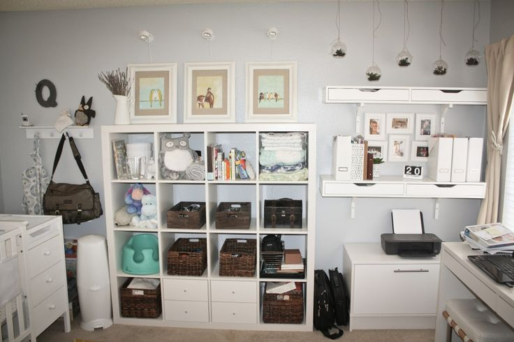 Project Nursery - Quinn's Nursery... a Place for Everything