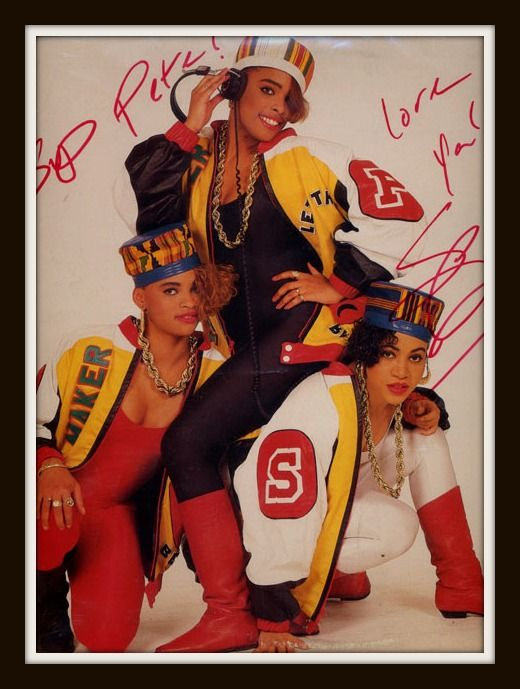 Can you believe it's been 25 years since Salt-N-Pepa released their debut album Hot, Cool & Vicious ?!! It only seems like yesterday wh...