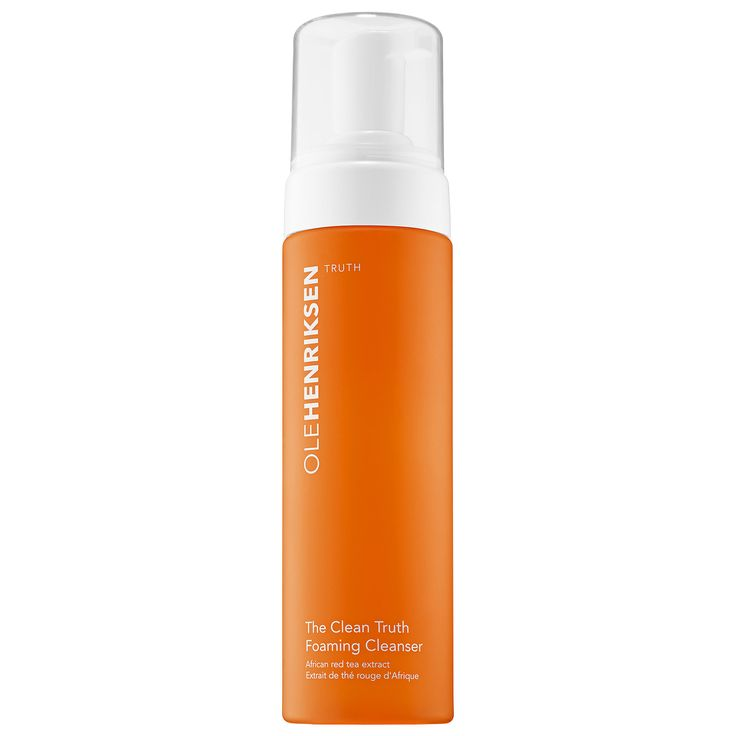 Shop Ole Henriksen's The Clean Truth™ Foaming Cleanser at Sephora.