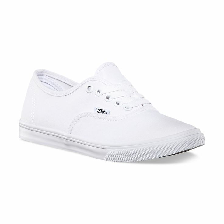 Vans Authentic Lo Pro White