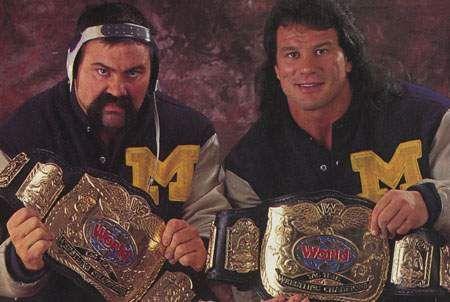 Scott and Rick Steiner   Legends of Wrestling!   Pinterest