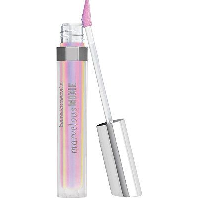 BareMinerals Marvelous Moxie Lip Gloss Iridescent Topcoat Illusionist (holographic opal nude)