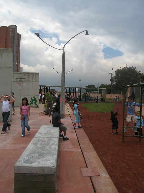 PDR - Parque Deportivo Robledo