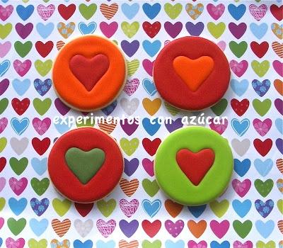 Galletas: Amor Entra, Galetes Decorades, Cookie, Galletas Dulces, Entra Por, Imágenes Galletas, El Estómago, Decorated Cookies, El Amor
