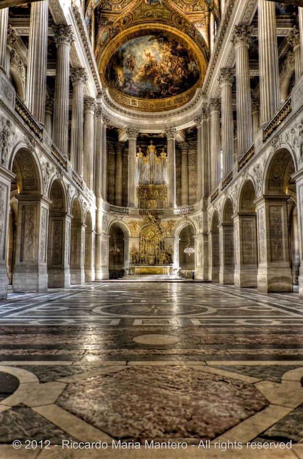 Best images about Historia on Pinterest   Antigua  Museums and Rome  Colonnade in the Palace of Charles V in Granada