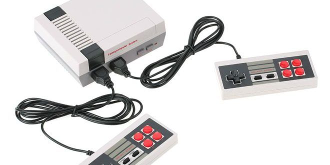 Go Retro With This Classic NES Console Coupon Offer
