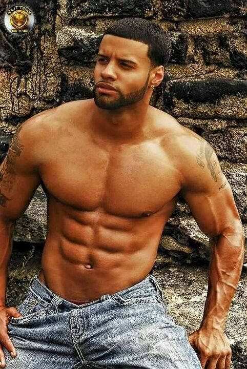 Sexy black muscles interracialeroticabooks.com #hotblack # ...