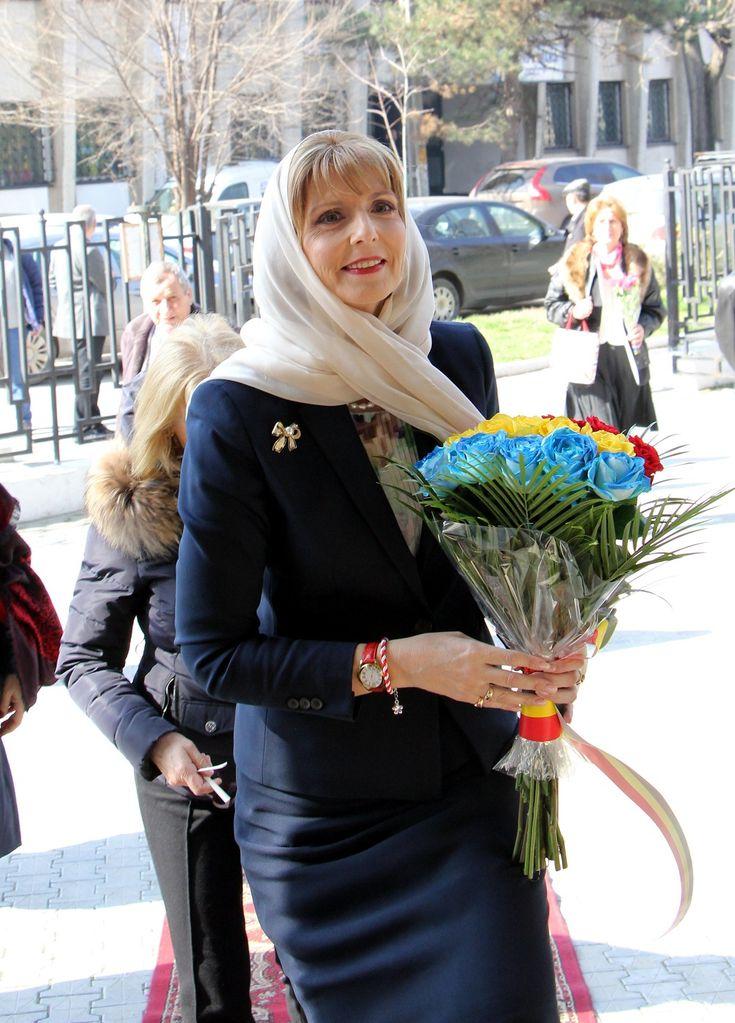 Principesa Maria, Vizita la Alexandria, 2martie2016 (2)