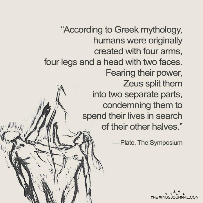 According To Greek Mythology Humans Were Originally | Greek mythology,  Mythology poetry, Greek myths