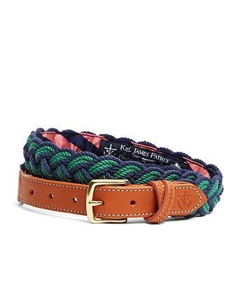 Men's Belts & Suspenders from Brooks Brothers