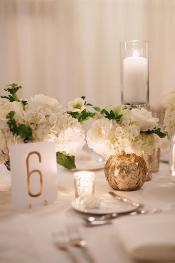 17 Best Ideas About Gold Table Numbers On Pinterest