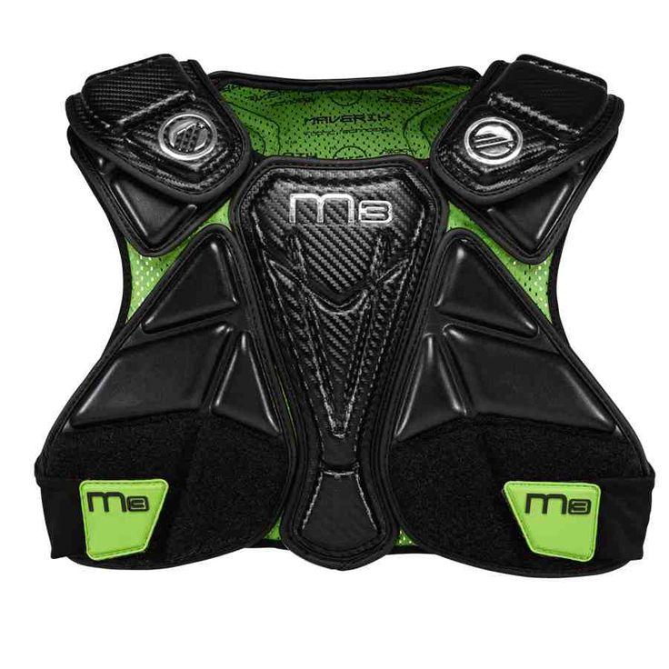 Maverik Lacrosse Shoulder Pads
