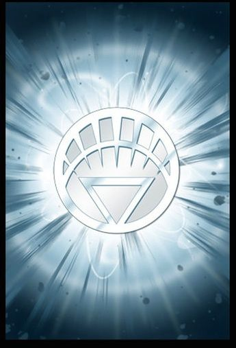 White Lantern  In darkest day, in silent night  With souls full of light  Crush those who bring blackest night  By our hand... WHITE LANTERN'S LIGHT!!