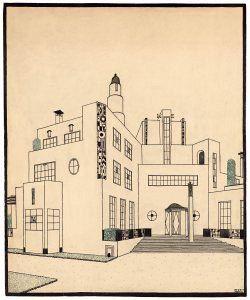Architectures de papier. Dessins de Piranèse à Mallet-Stevens