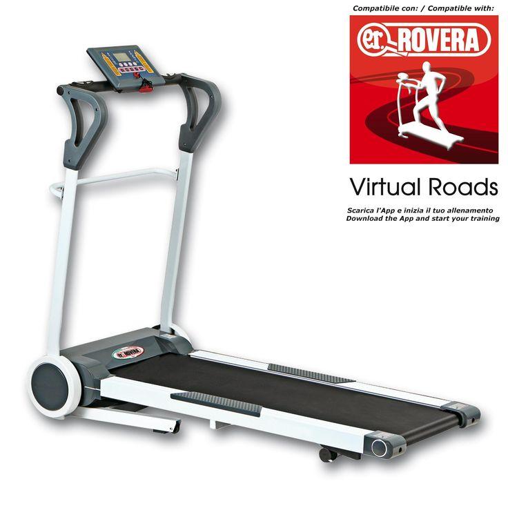 Tapis Roulant ARTEMIS - GVShop http://www.gvshop.it/home-fitness-tapis-roulant/86918-tapis-roulant-artemis-8008646000394.html
