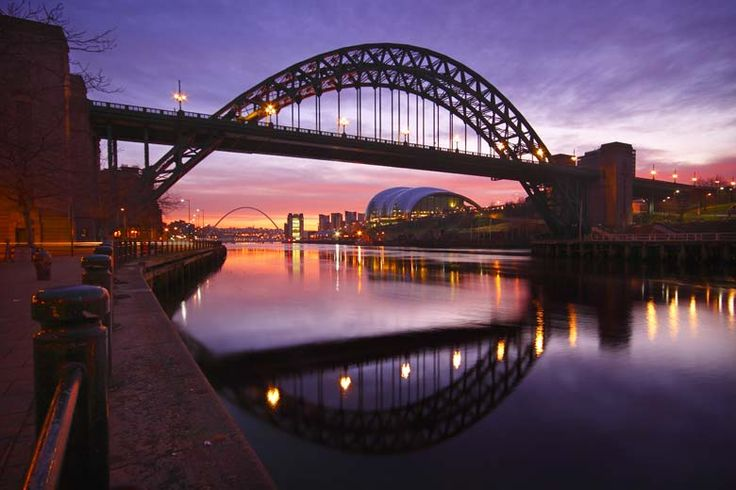 Check out panoramic views of the best spots in Newcastle including The Quayside, Grey's Monument, and best of all Northumbria University!