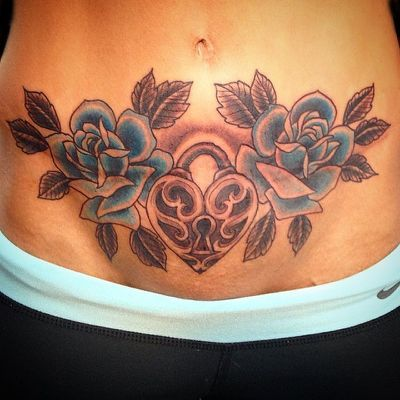 1000 ideas about tummy tuck scars on pinterest tummy for Tattoos to cover scars on stomach